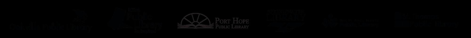 G1.ca Library Partner Logos